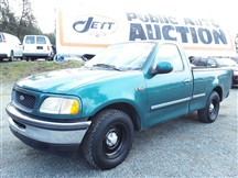 1998 FORD F150 REG CAB For Sale