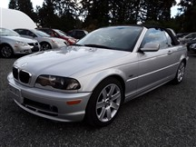 2000 BMW 323 Convertible Ci