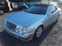2000 Mercedes CLK32 convertible