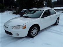 2002 Chrysler Sebring XL