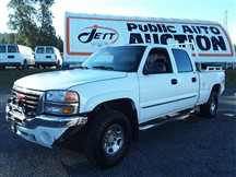 2006 GMC SIERRA 1500 H.D. CREW CAB  For Sale